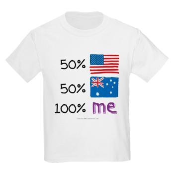 USA/Australia flag design